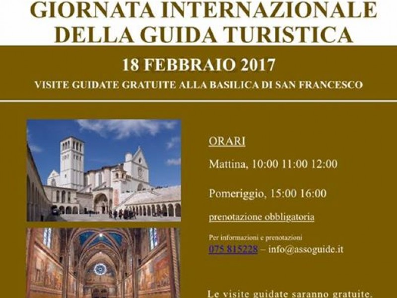 Saturday 18th February – International tour guide day