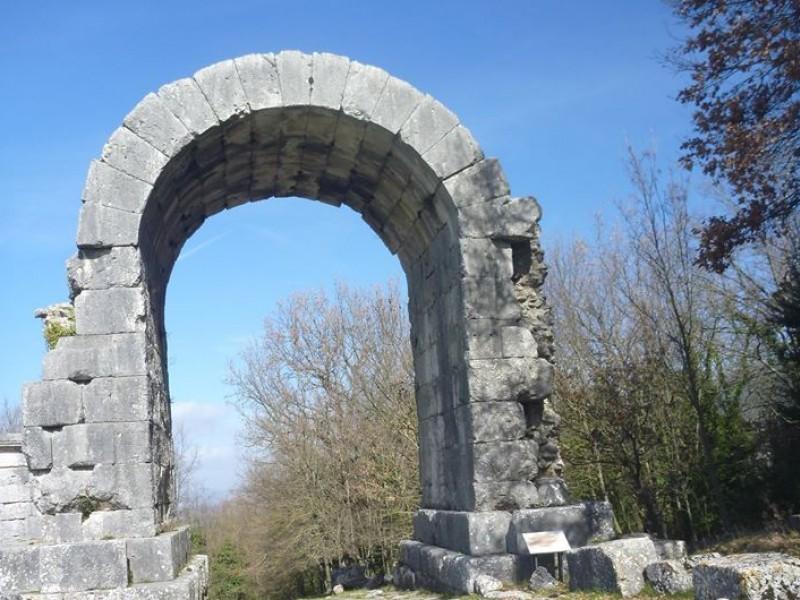 Splendida giornata nella Bassa Umbria.