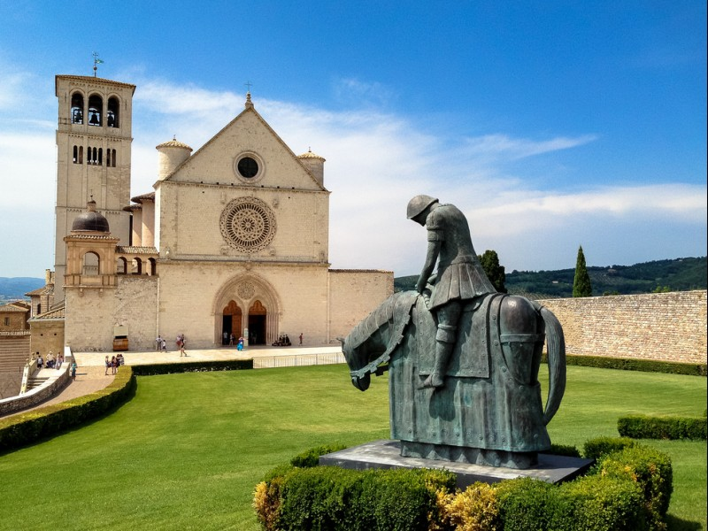 St. Francis Basilica of Assisi