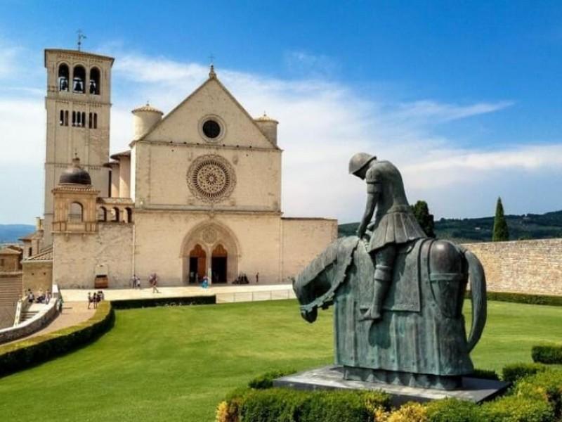 La festa di San Francesco il 4 ottobre ad Assisi