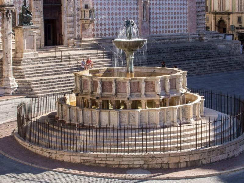 10 cose da vedere a Perugia. Visitare Perugia in un giorno
