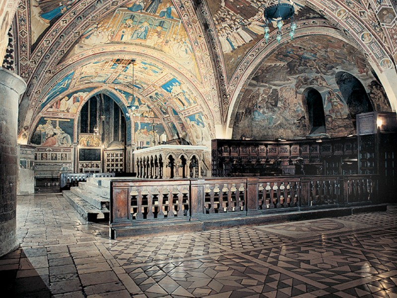 St. Francis Basilica of Assisi Tour