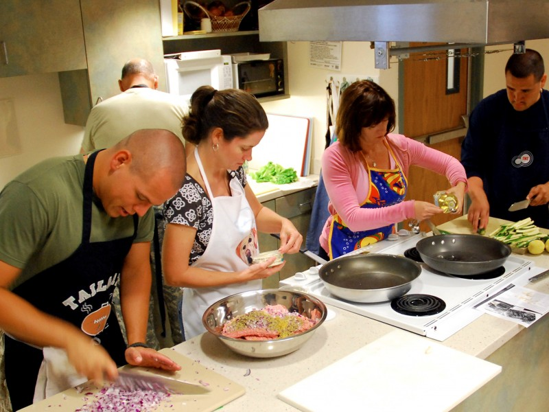 Cooking class with Michelin starred chef near Assisi