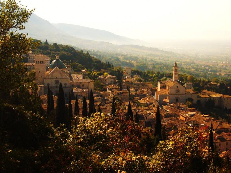 Un settimana in Umbria, indimenticabile