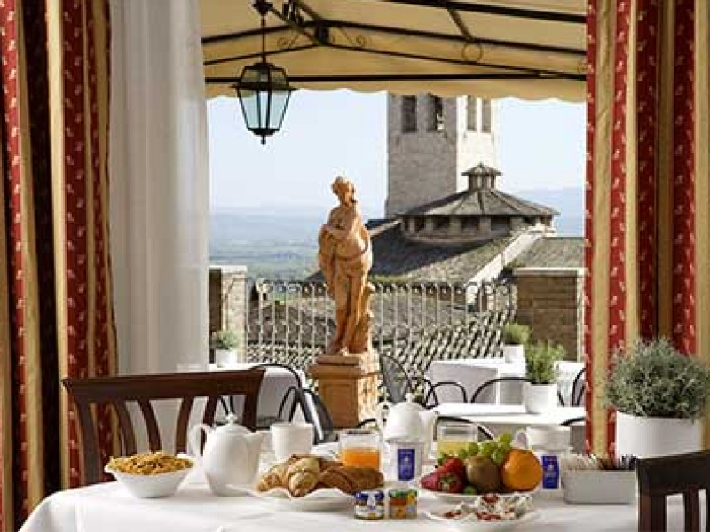 All inclusive Relax ad Assisi