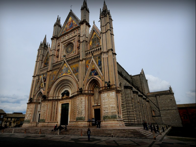 Orvieto guided walking tour. 2-hours private tour