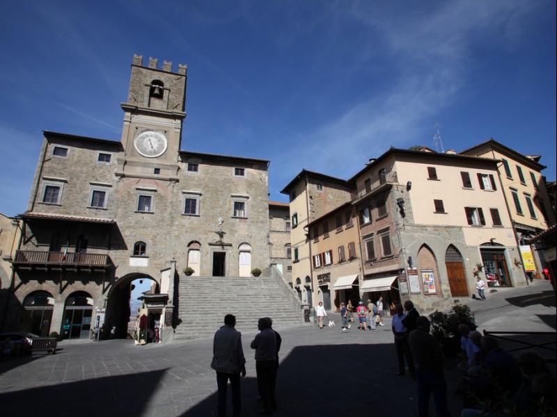 Cortona Private Walking Tour