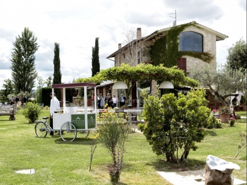 Assisi - Relais San Masseo boutique resort.