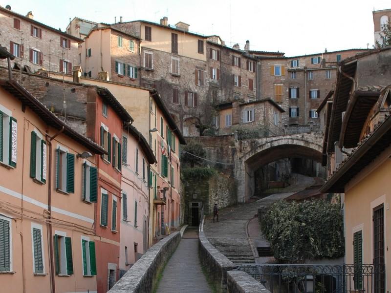 Perugia - Hotel Brufani *****