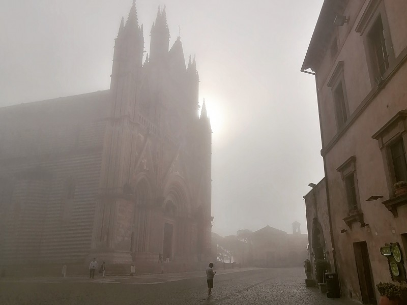 Orvieto's Cathedral and Underground Caves tour