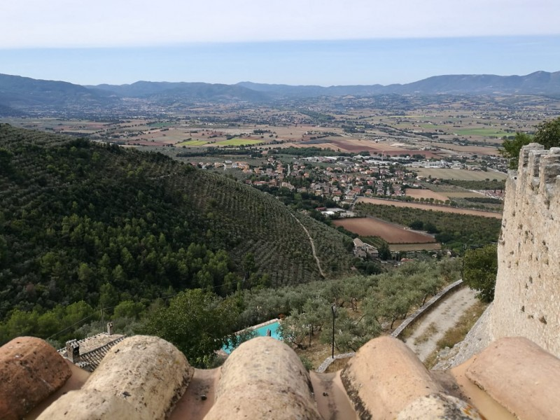 The Way of St. Francis - Assisi to Spoleto - Escorted Walking Holiday