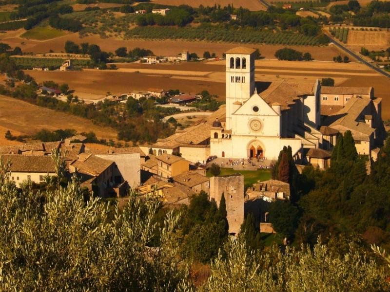 Capodanno in Umbria ad Assisi - 4 giorni e 3 notti