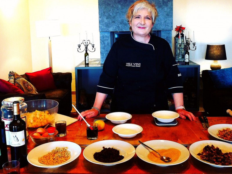 Umbria cooking class - Cook, eat and taste wine