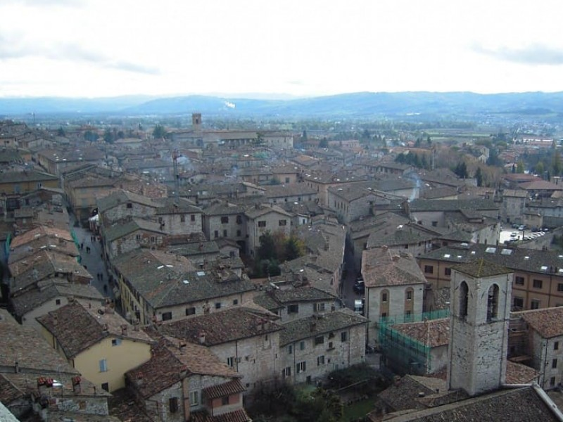 Gubbio guided tour