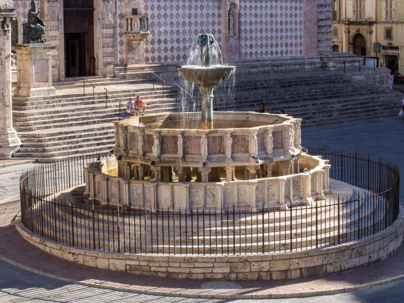 Weekend e vacanza a Perugia. Le offerte.