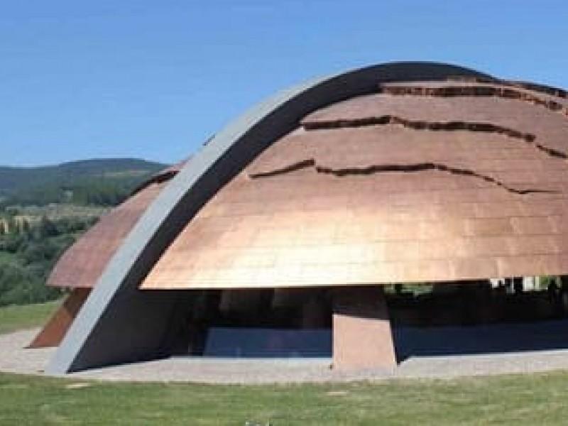 Il Carapace, non una semplice cantina in Umbria. Visita e degustazione