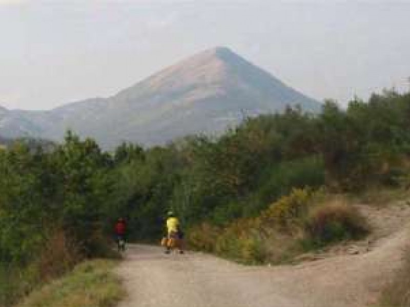 Scoprire l'Umbria in bicicletta