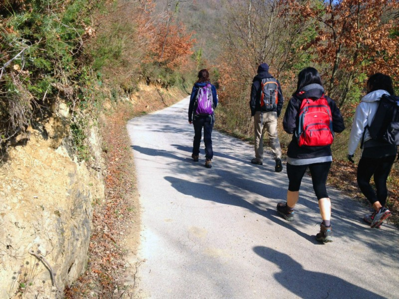 MEDIEVAL UMBRIA: WALKING FROM ASSISI TO SPOLETO