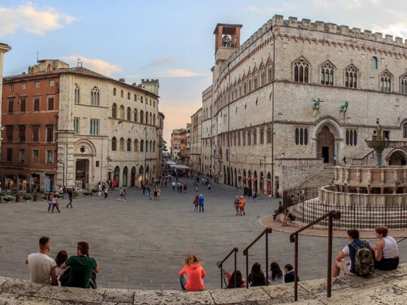 Perugia Tours and Things to do