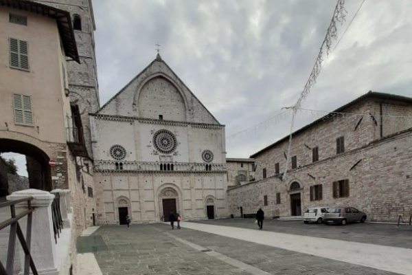St. Rufino church
